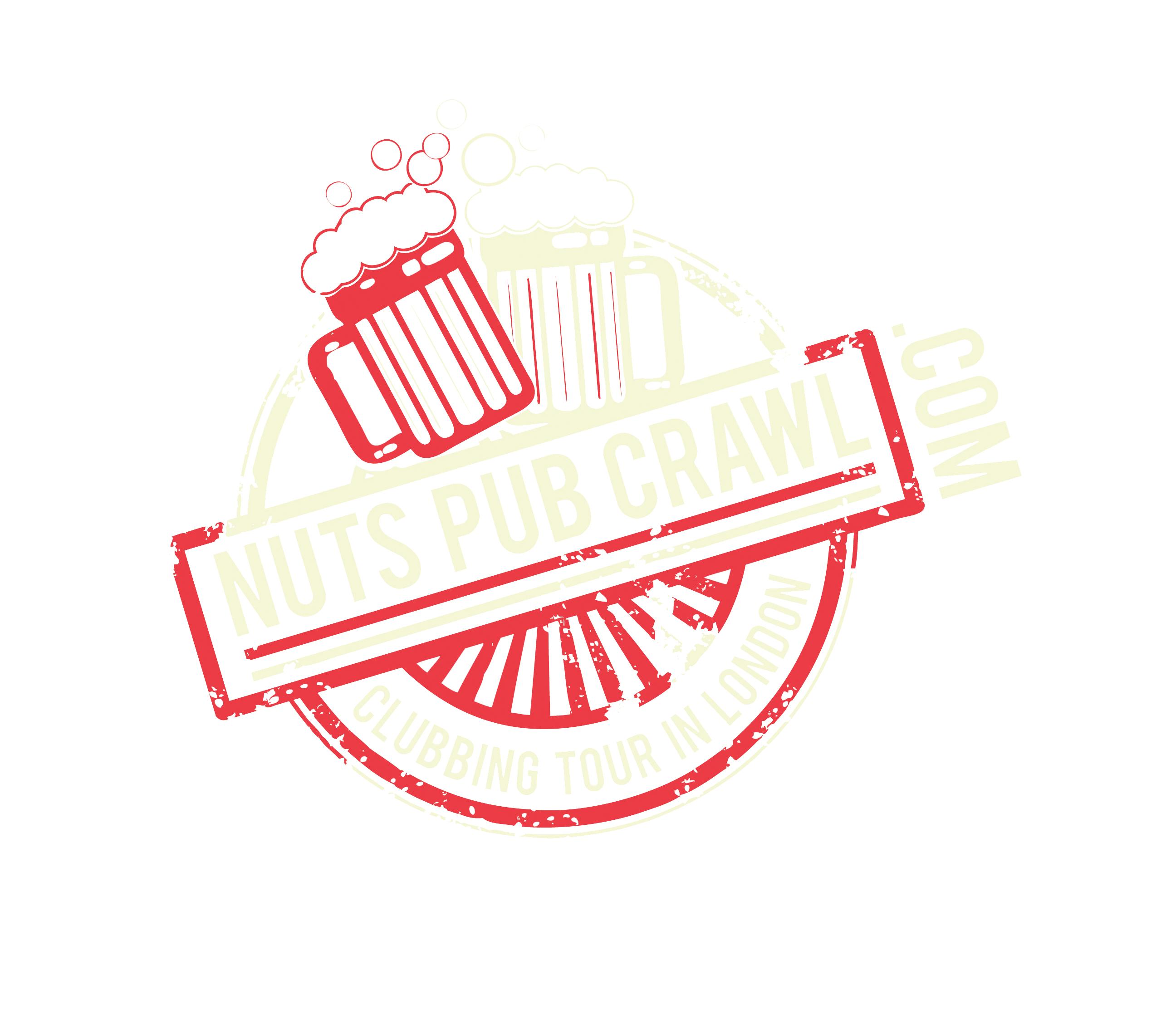 Nuts Pub Crawl Logo